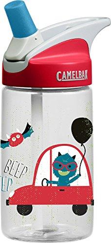 CamelBak 0.4-Liter Kids Bottle, Monster Fun