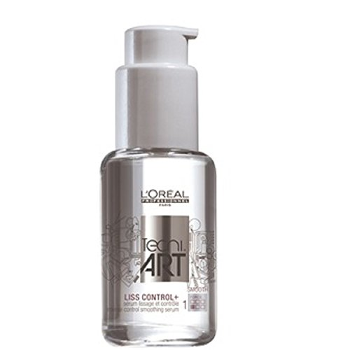 tecni.art - Smooth by L'Oreal Professional Liss Control Plus - Intense Control Smoothing Serum 50ml by L'OREAL PROFESSIONNEL Loreal
