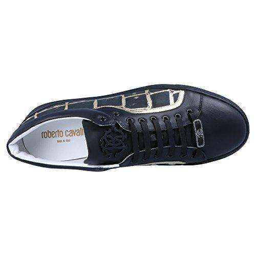 Roberto Cavalli Kale Uomo Sneaker Nero