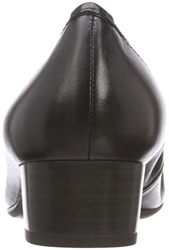 Caprice Donna Nappa Scarpe black 22 Tacco Nero 22317 Con ZgaqZ
