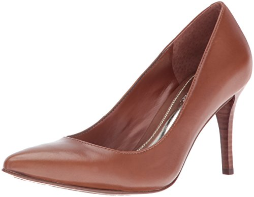 Lauren Ralph Lauren Women's Reave Dress Pump, Polo Tan, 8 B US