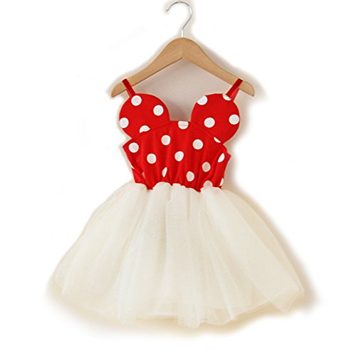 Minnie Mouse Tutu Dress (3T, -