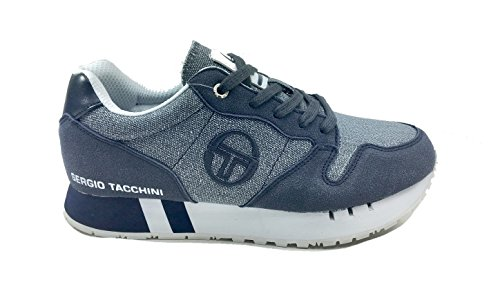 Pour Gymnastique Homme Bleu Chaussures Tacchini De Sergio apIRpq