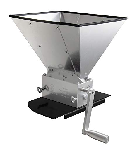 Kegco Km11Gm3R Grain Mill