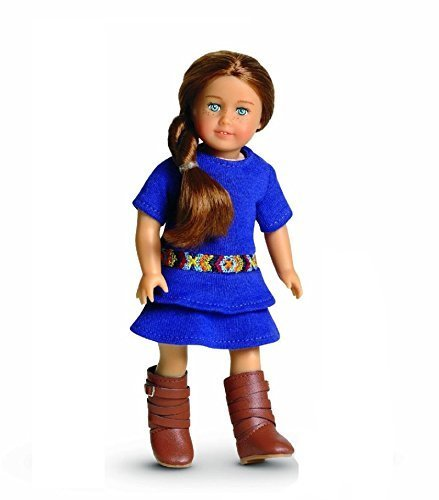 American Girl LTD ED Saige Mini Doll 6