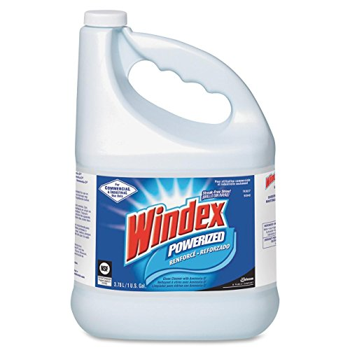 Diversey DRA90940CT Windex Glass Cleaner Refill, 1 Gallon, 4-CT by Diversey