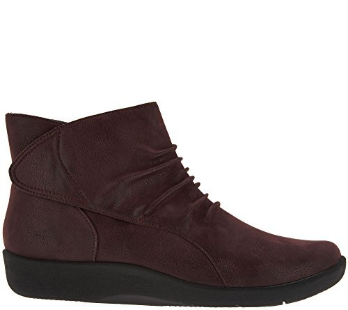Red Sway Womens Clarks Sillian W 11 7PxCn