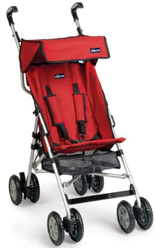 Amazon.com : Chicco: Caddy Stroller - Red : Baby Strollers : Baby