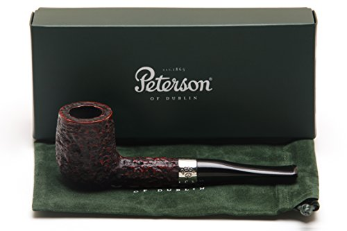 Peterson Donegal Rocky 106 Tobacco Pipe - Fish Donegal