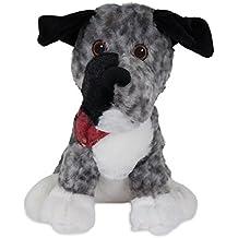 MuttNation Fueled by Miranda Lambert Rescue Mutt Dog Toy, Roscoe