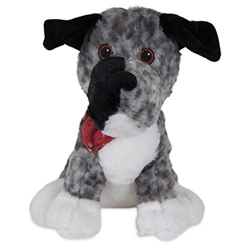 MuttNation Fueled by Miranda Lambert Rescue Mutt Dog Toy, (Ridiculous Dog Costumes)