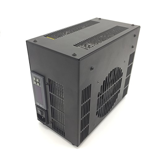 Morpheus Grow Tech 50L water chiller for hydroponics/aeroponics Reservoir Chiller (1/4 (0.25 Hp Water Chiller)