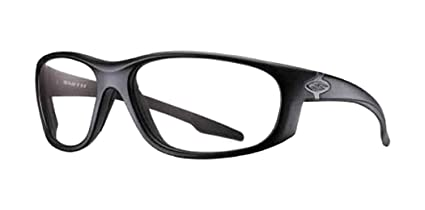 8090a902fd Smith Optics Chamber Tactical Sunglasses with Black Frame (Clear Lens)