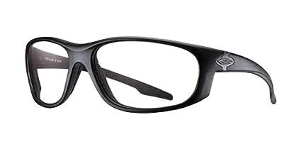 2928da3ac5 Smith Optics Chamber Tactical Sunglasses with Black Frame (Clear Lens)