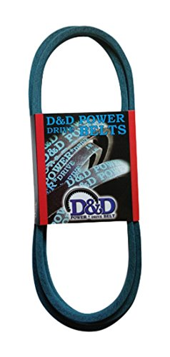 D&D PowerDrive 5LK2280 Woods Equipment Kevlar Replacement Belt, 5LK, 1 -Band, 228