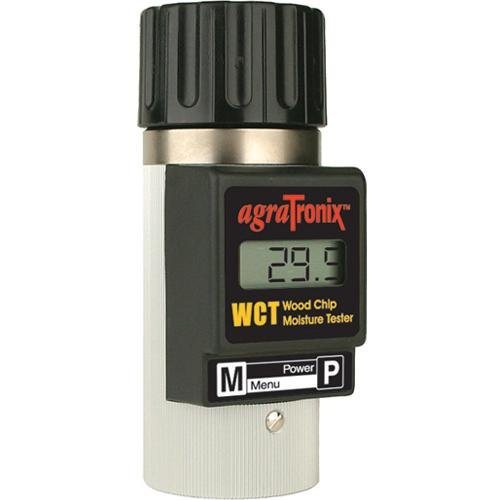 Image of Agratronix Portable WCT-1 Wood Chip Moisture Tester Moisture Meters