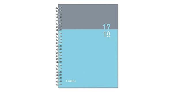 Collins 2017-2018 - Agenda de estudiante (formato A5, año ...