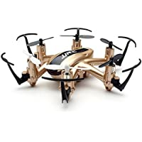JJRC H20 Tiny 2.4G 6 Axis Gyro 4CH RC Quadcopter Drone Hexacopter Headless Mode RTF Golden