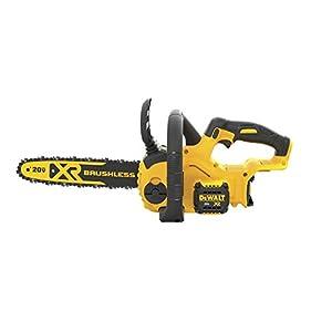 DEWALT 20V MAX* XR Chainsaw, 12-Inch, Tool Only (DCCS620B)