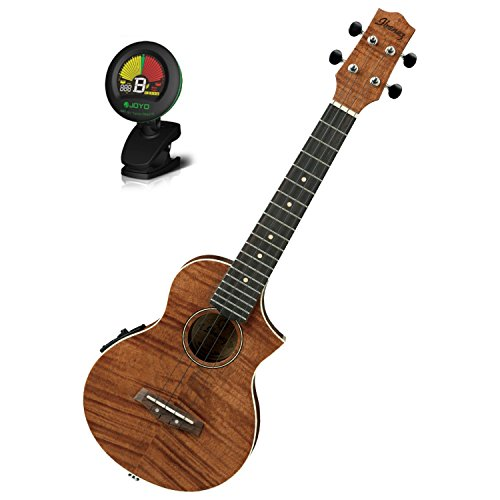 IbanezUEW15E Flamed Mahogany Concert Acoustic-Electric for sale  Delivered anywhere in USA