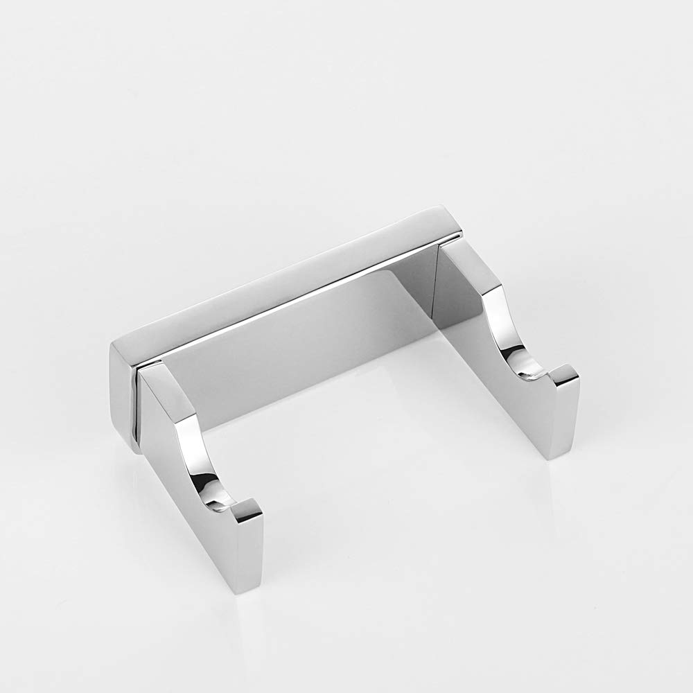 Bathfirst Towel Ring Holder SUS 304 Stainless Steel Mirror Polished Wall Mounted for Bathroom or Kitchen