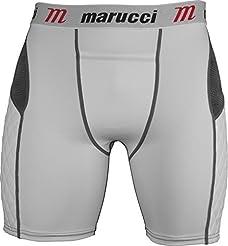 Marucci Adult Elite Padded Slider Shorts...