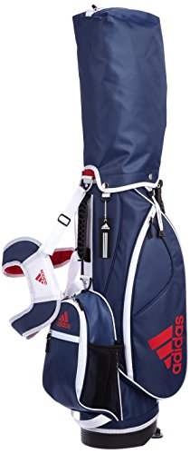 Adidas Golf Junior Caddy Bag Stand Type 39 inch nameplate included / 7 inch / 39 inch compatible AWT 56 A92263 by adidas (Image #1)