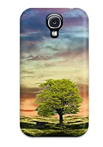Sophia Cappelli's Shop Top Quality Rugged Pastel Skies With Trees Case Cover For Galaxy S4