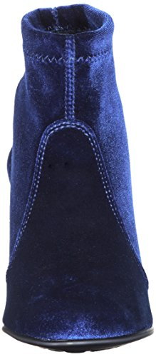 Nr Rapisardi Dame O1301 Stiefel Blau (blå Fløjl 03vl-w / Bl) aBFRRS6bmA