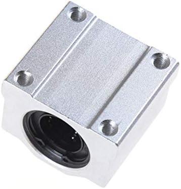 SC8UU-SCS20UU 8-20mm Linear Motion Ball Bearing Machinery Slide Bushing HI