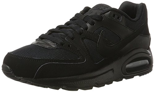 Nike Mens Air Max Command Sneaker Black (black_020)