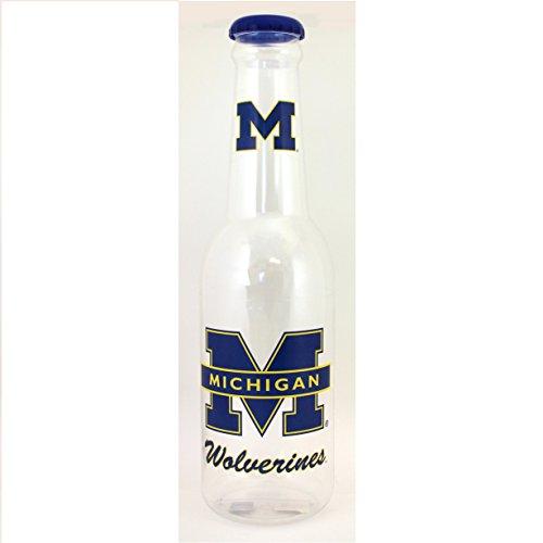 NCAA Michigan Wolverines Bottle Bank, 21-Inch ()