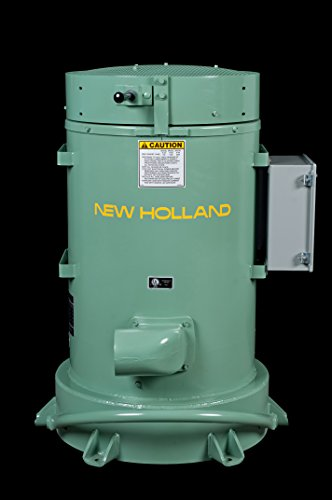 New Holland Centrifugal Centrifugal Spin Dryer - Chipwringer - K-90 380  Volt No heat 50 Cycle