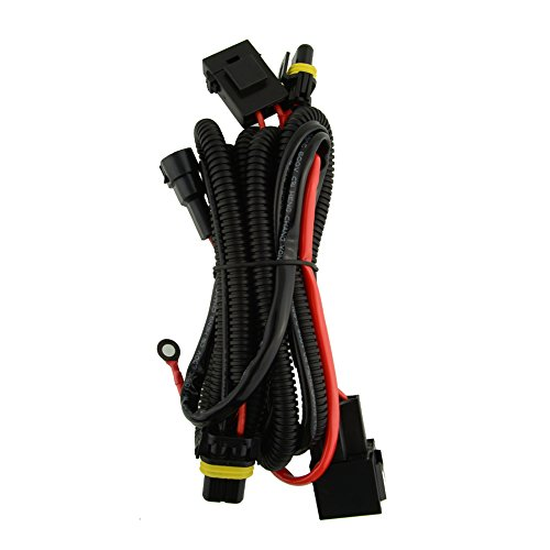 (H7 HID Xenon Relay Harness Solves Issues with Poor Electrical Systems )