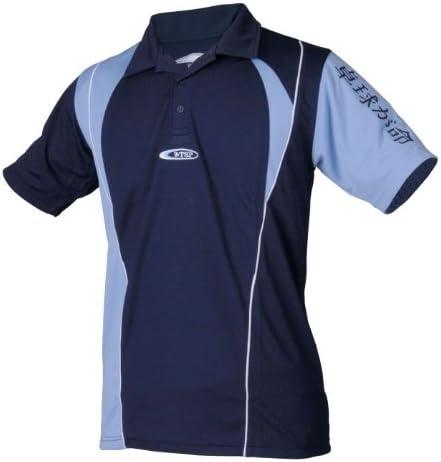 TSP Camisa Tsoma (Sky + Azul Marino), Micro-Dry-Fit, OVP, Ping, Color Azul - Azul, tamaño XXXL: Amazon.es: Deportes y aire libre
