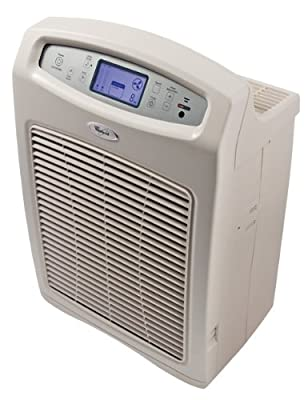 Whirlpool APR45130L Whispure 300-CADR Electronic Air Purifier with True HEPA Filter