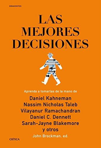 Descargar Libro Las Mejores Decisiones John Brockman