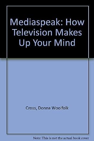book cover of Mediaspeak