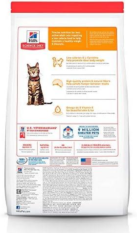 Alimento para gato adulto receta original light seco 3