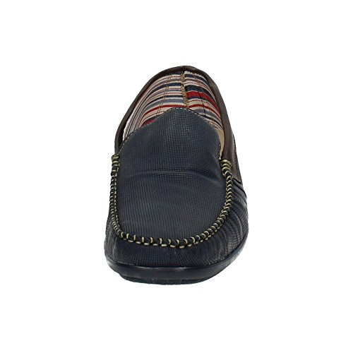 RIVERTY 200 MOCASINES RIVERTY HOMBRE MARINO