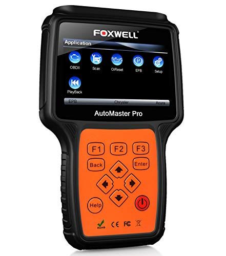 FOXWELL NT624 PRO Professional Automotive Obd2 Scanner Obdii Code Reader Car All-Systems Diagnostic...