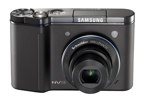 Samsung Digimax NV15 10.1MP Digital Camera with 3x Advanced Shake Reduction Optical Zoom