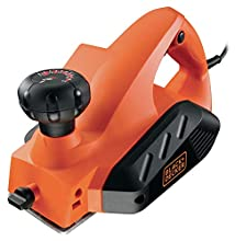 Black+Decker KW712-QS Cepillo eléctrico de 650 W, 230 V