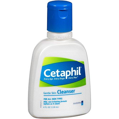 Cetaphil Gentle Skin Cleanser Types