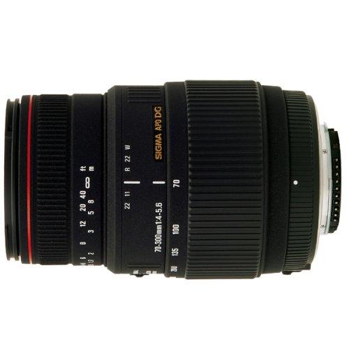 Sigma 70-300mm f/4-5.6 DG APO Macro Telephoto Zoom Lens for Sigma SLR Cameras
