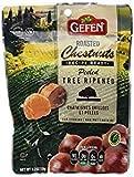 gefen roasted chestnuts - Gefen Roasted Organic Chestnuts Peeled 5.2 Oz. Pack Of 12.