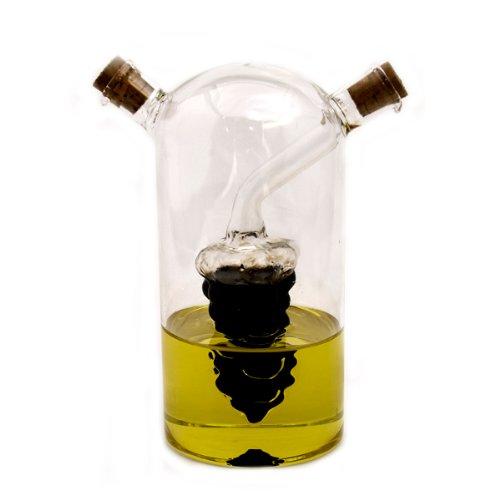 Ceylon Teas Oil & Vinegar Glass Cruet