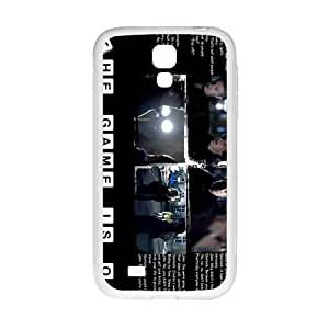Cool painting Sherlock Cell Phone Case for Samsung Galaxy S4