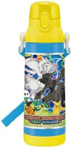 Pokemon (Best Wishes) direct stainless steel bottle SDS6 (japan import) by Skater