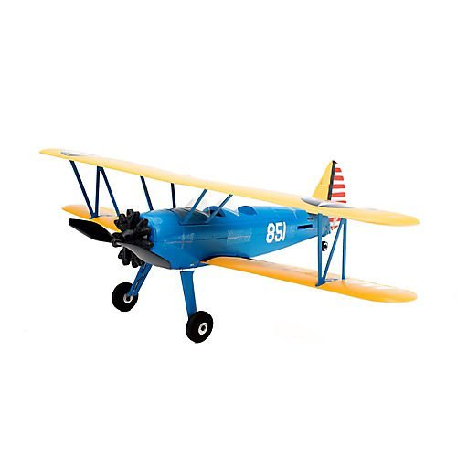 E-flite UMX PT-17 BNF with AS3X, EFLU3080 ()